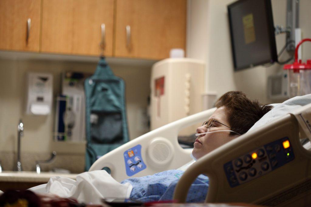 ศูนย์ดูแลผู้ป่วยระยะสุดท้าย